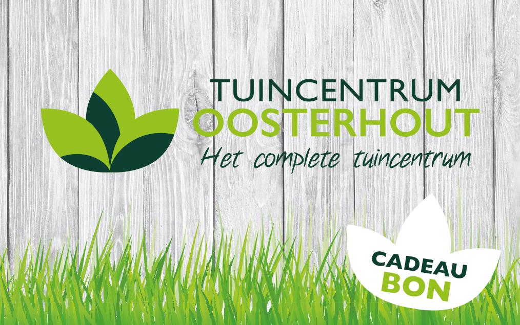 Cadeaubon Tuincentrum Oosterhout
