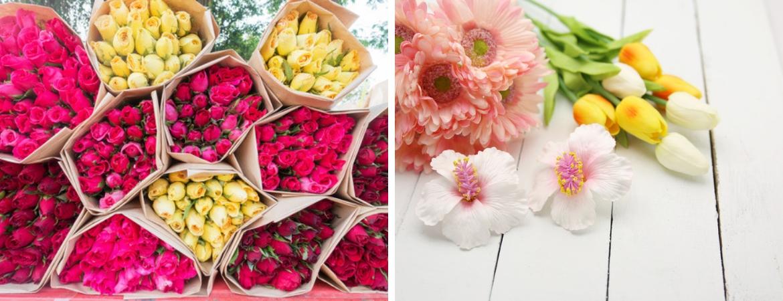 Bloemen kopen in GroenRijk Oosterhout
