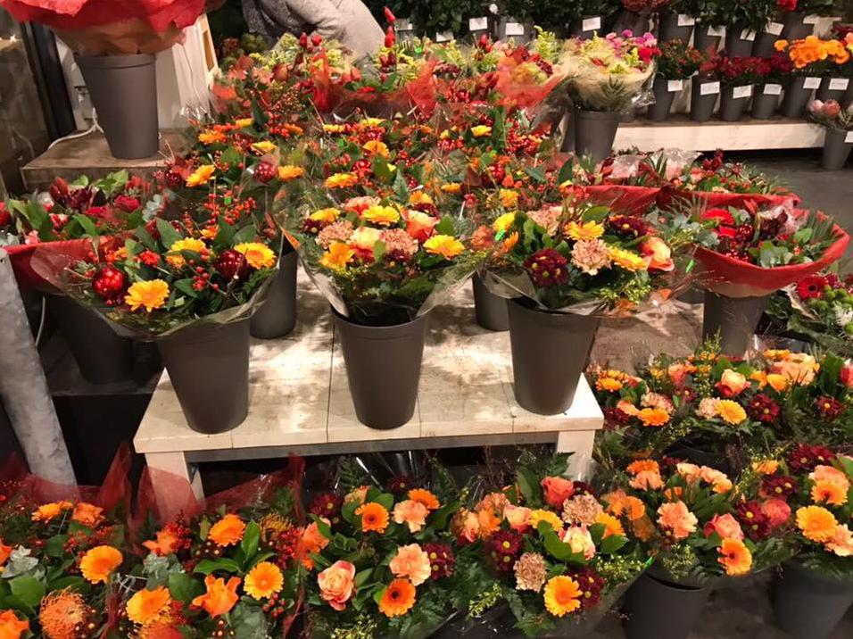 Mooie boeketten bij uw bloemist nabij Breda