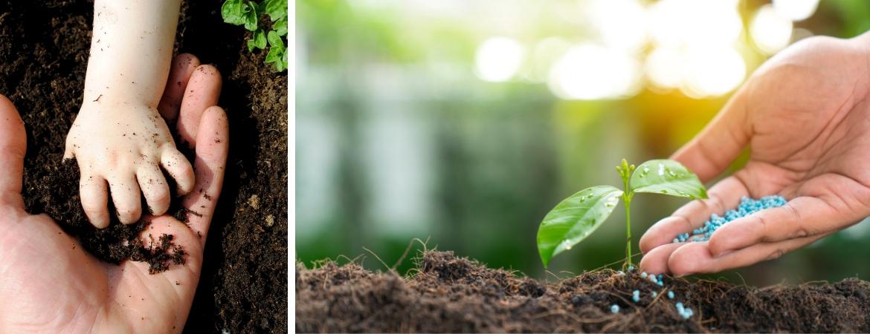 Koop bij GroenRijk Oosterhout diverse meststoffen
