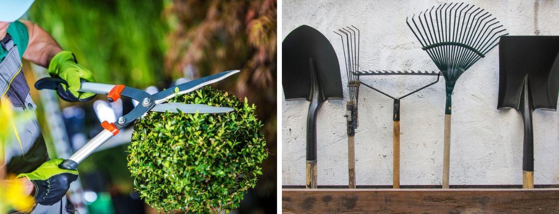 Diverse soorten tuingereedschap vindt u bij GroenRijk Oosterhout