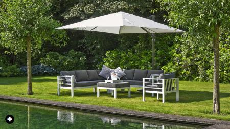 Platinum parasol kopen in Oosterhout