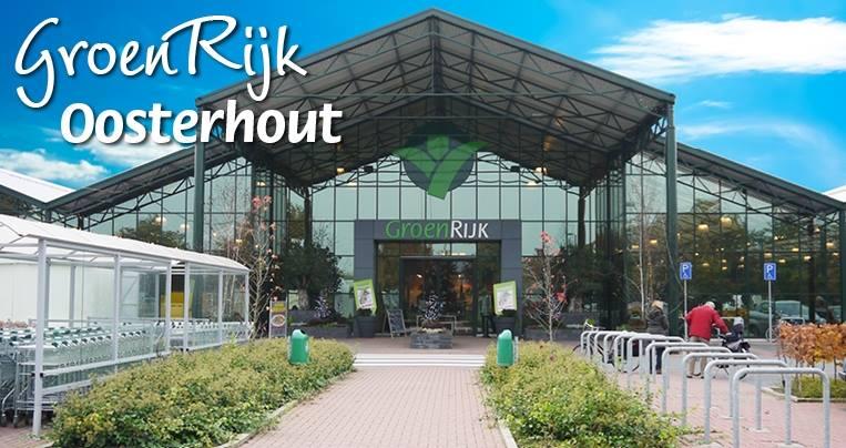 Tuincentrum met lunchroom in Oosterhout