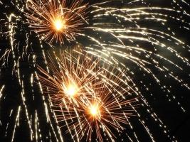 Voor het mooiste vuurwerk komt u naar GroenRijk Oosterhout!